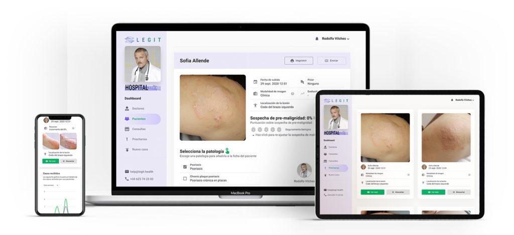 legit health dermatology